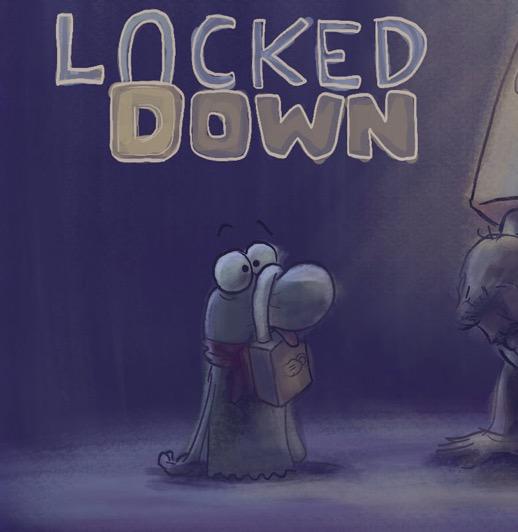 micatsix | 728 | I feel so LOCKED DOWN